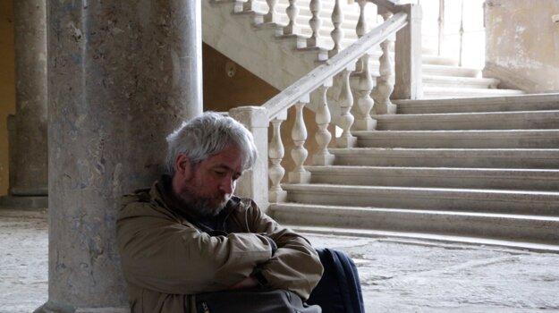 Andrej Bán je hrdinom filmu Raj na zemi režiséra Jara Vojteka.
