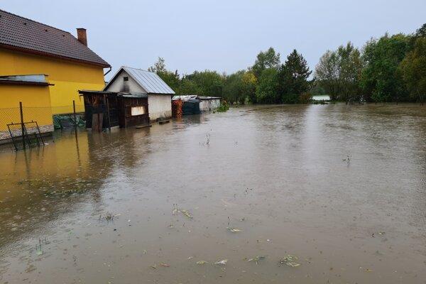 Vytrvalý dážď robí problémy aj v Turci.