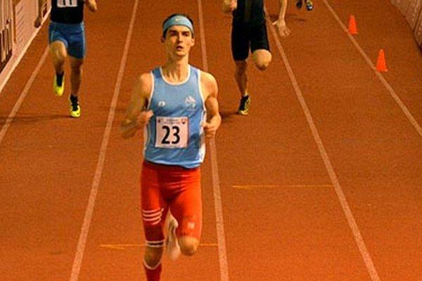 Denis Danáč vyhral titul v behu na 400 m a predstaví sa na HME v Prahe.