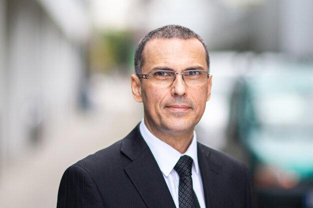 Prokurátor Úradu špeciálnej prokuratúry Maroš Žilinka