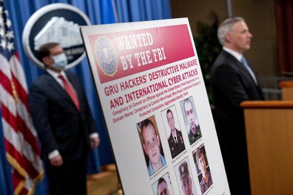 Američania cielia na šiestich ruských hackerov.