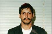 Na archívnej snímke z 19. augusta 1996 je belgický pedofil Marc Dutroux.