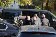 NAKA zadržala špeciálneho prokurátora Dušana Kováčika.