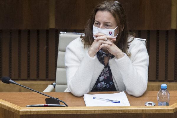 Natália Milanová.