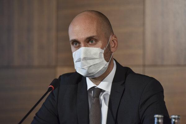 Štátny tajomník ministerstva hospodárstva SR Karol Galek.