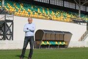 Robert Šuník, majiteľ a prezident FC Baník Prievidza