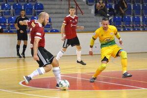 Ilustračné foto zo zápasu Mimel Lučenec - Futsal team Levice.