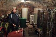 Skalický vinár Srholec