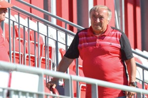 Milan Smädo, generálny manažér MFK Dukla