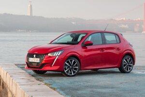 Peugeot sa stal štvrtou najpredávanejšou značkou aj vďaka úspechu novej 208.