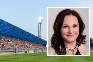 Erika Karová je oddnes už aj na papieri šéfkou FC Nitra.