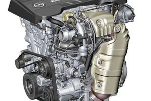 Nový štvorvalec s krútiacim momentom 300 Nm bude patriť medzi najväčších silákov vo svojej objemovej triede.