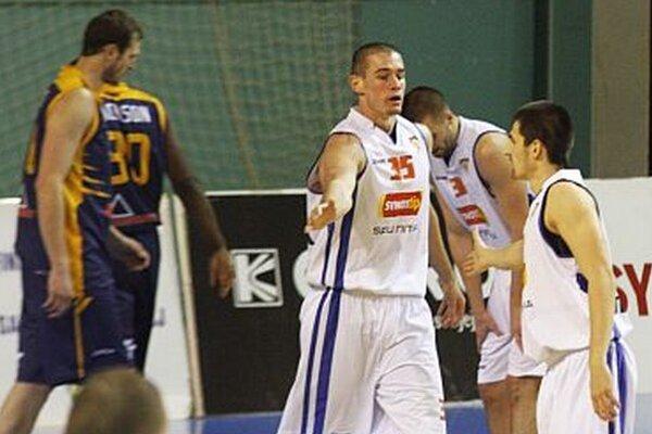 Nitrania sa tešili len z tretieho víťazstva v sezóne. Justin Ward dosiahol 40 bodov, čo je druhý najlepší výkon hráča v tejto sezóne Eurovia SBL.