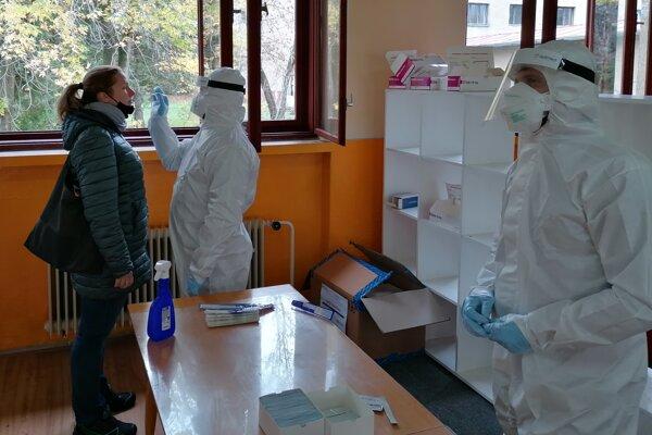V Novákoch dopadlo prvé testovacie dopoludnie dobre.