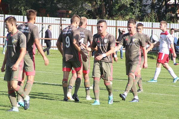 Futbalisti Zubrohlavy na jar stratili body iba po domácej remíze s Novoťou.