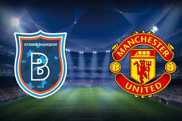 Basaksehir Istanbul - Manchester United, Liga majstrov dnes LIVE.