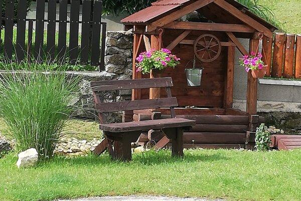 Oddychová zóna teší turistov aj miestnych.