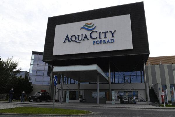 AquaCity Poprad.