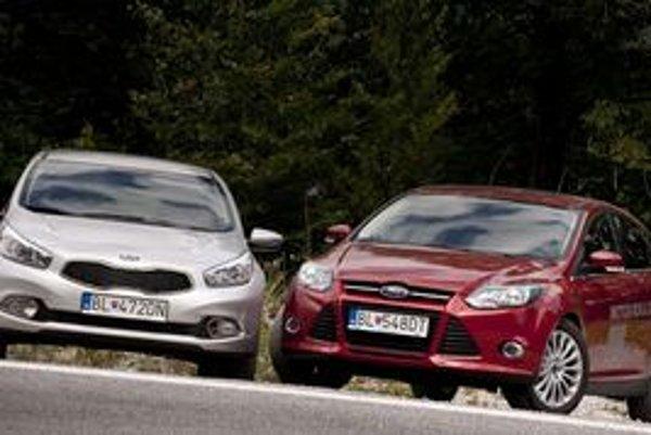 V nižšej strednej triede sa veľa zákazníkov rozhoduje pre diesel. Ford však stavil aj na malý benzínový motor s tromi valcami a objemom iba jeden liter.
