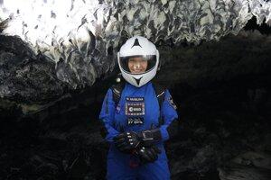 Slovenská astrobiologička Michaela Musilová vedie na Havaji simulované vesmírne misie. Netušila, že sa jej vesmírny tréning zíde aj pri nútenej izolácii na Zemi.
