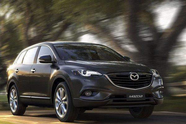 Vynovené SUV Mazda CX-9 bude aj naďalej tým krajším sedemmiestnym vozidlom.