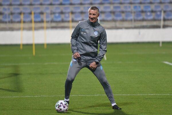 Marek Mintál je späť v slovenskej reprezentácii. Ako asistent hlavného trénera.