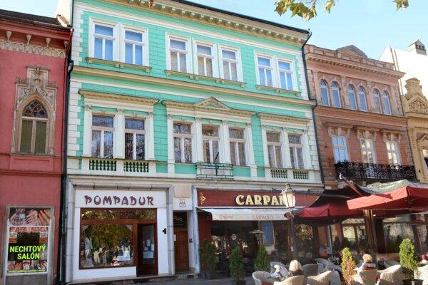 Budova v centre mesta má zmeniť majiteľa. Ďalší osud Carpana je preto neistý.