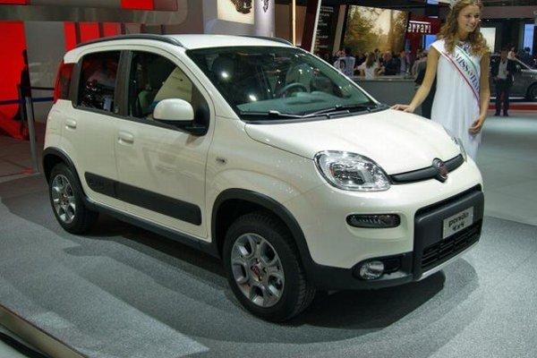 Fiat Panda 4x4 bude jediná svojho druhu.