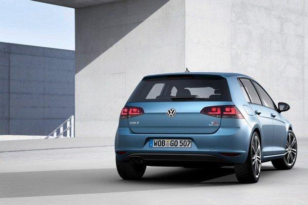Volkswagen Golf 7 dostane nové benzínové motory a systém pohonu 4x4 4Motion