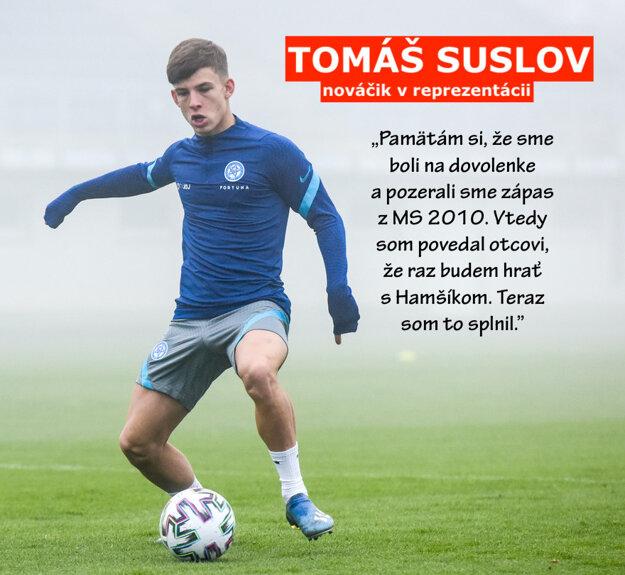 Tomáš Suslov.