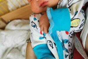 Andreas Kristín (2920 g, 45 cm) sa narodil 11. októbra Miroslave a Andrejovi z Horného Srnia.