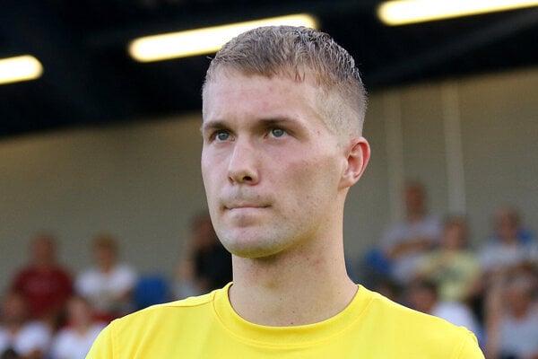 Ján Minárik je v mladom veku kapitánom MŠK Žilina.