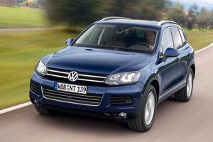 Volkswagen Touareg skončil na 8. mieste v spoľahlivosti 9-ročných áut.