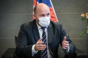 Minister obrany Jaroslav Naď.