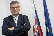 Ivan Marták, predseda Úradu pre reguláciu elektronických komunikácií a poštových služieb.
