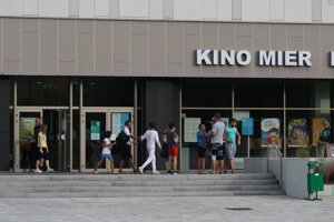 V priebehu novembra začne premietať filmy aj kino Mier v Nových Zámkoch.