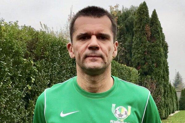 Miroslav Zsidek, manažér FK Marcelová.