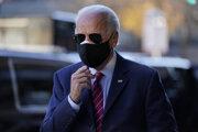 Novozvolený prezident Joe Biden.
