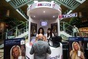 Reklama na Národnú bločkovú lotériu so speváčkou Evou Mázikovou