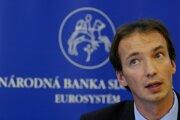 Riaditeľ odboru finančnej stability NBS Marek Ličák.