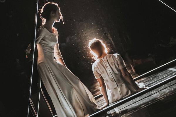 Operná monodráma Denník Annyn Frankovej je prvou premiérou Operného štúdia SND