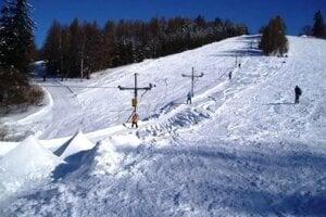 Historické zábery lyžovania na Lysej.
