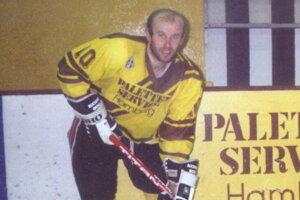 Miroslav Goga v sezóne 1989/1990.