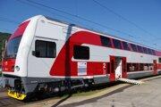 Z Prešova si berie tento vlak Žilina.