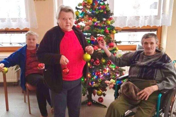 Vianoce v zariadeniach sociálnych služieb