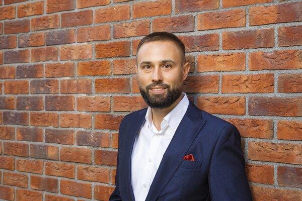 Milan Dubec, CEO v spoločnosti Reinoo.