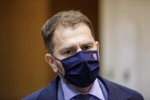Premiér Matovič má koronavírus.
