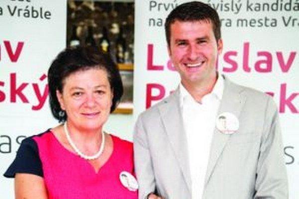 Ladislava Prešinského podporuje aj lekárka Helena Kováčová.