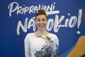 Barbora Mokošová - ilustračná fotografia.