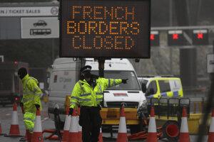 Európske štáty sa zatvárajú pred Britániou.
